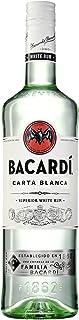 Bacardi Carta Blanca Weisser Rum 1,5l.