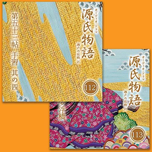 『源氏物語 瀬戸内寂聴 訳 2本セット(三十八)』のカバーアート