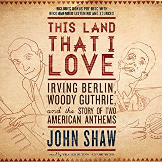 This Land That I Love audiobook cover art