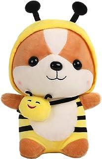 DENTRUN Squirrel Stuffed Animals, Cute Plush Doll Play Toys for Kids Girls Boys Adults Birthday Xmas Gift, 9.84/13.78/17.7...