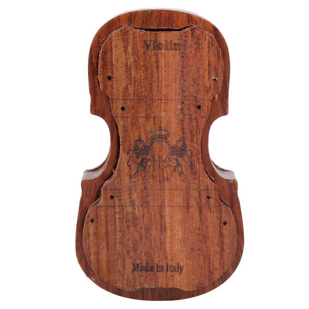 Resina, Cuerda Resina de luz para violoncella, Violonchelo y Erhu, Recipiente Especial de plástico para Personas Mayores con Estuche de Madera (1#): Amazon.es: Hogar