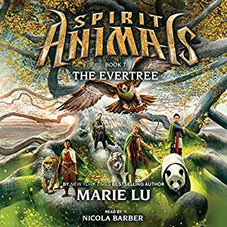 The Evertree audiobook cover art