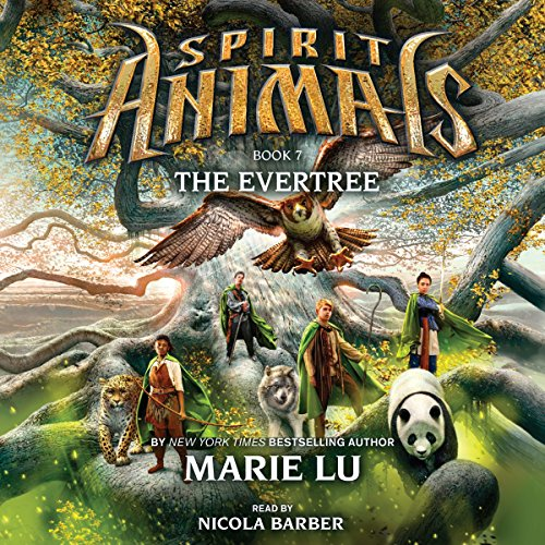 Couverture de The Evertree