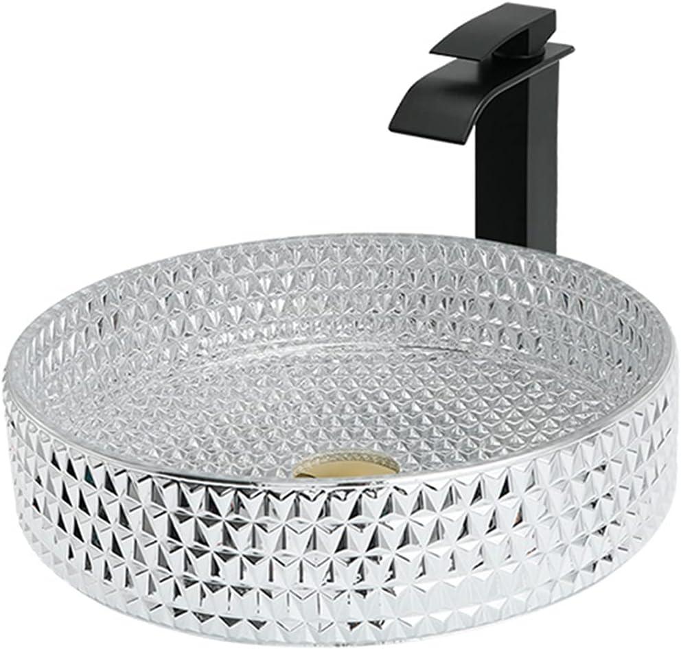 QREZ Sales results No. 1 Bathroom Wash Basin Sink Die Casting Cy 100% quality warranty Art Electroplating
