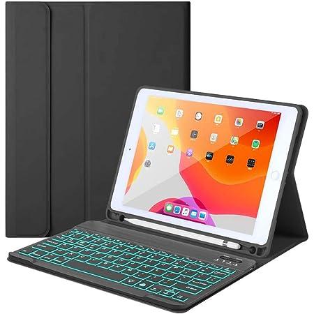 Funda con teclado para iPad de 10,2