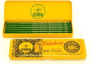 70周年限定 8900番鉛筆6本セット【HB】 8900HBG70