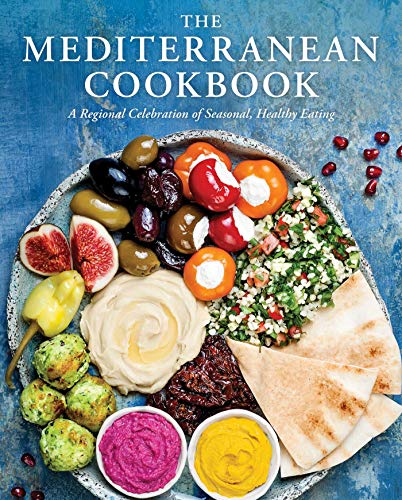 Compare Textbook Prices for The Mediterranean Cookbook: A Regional Celebration of Seasonal, Healthy Eating  ISBN 9781646430499 by Cider Mill Press