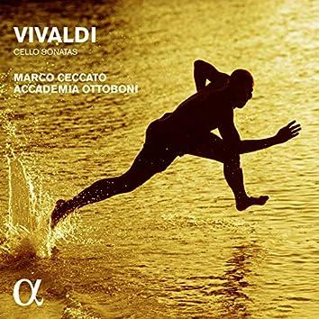 Vivaldi: Cello Sonatas (Alpha Collection)