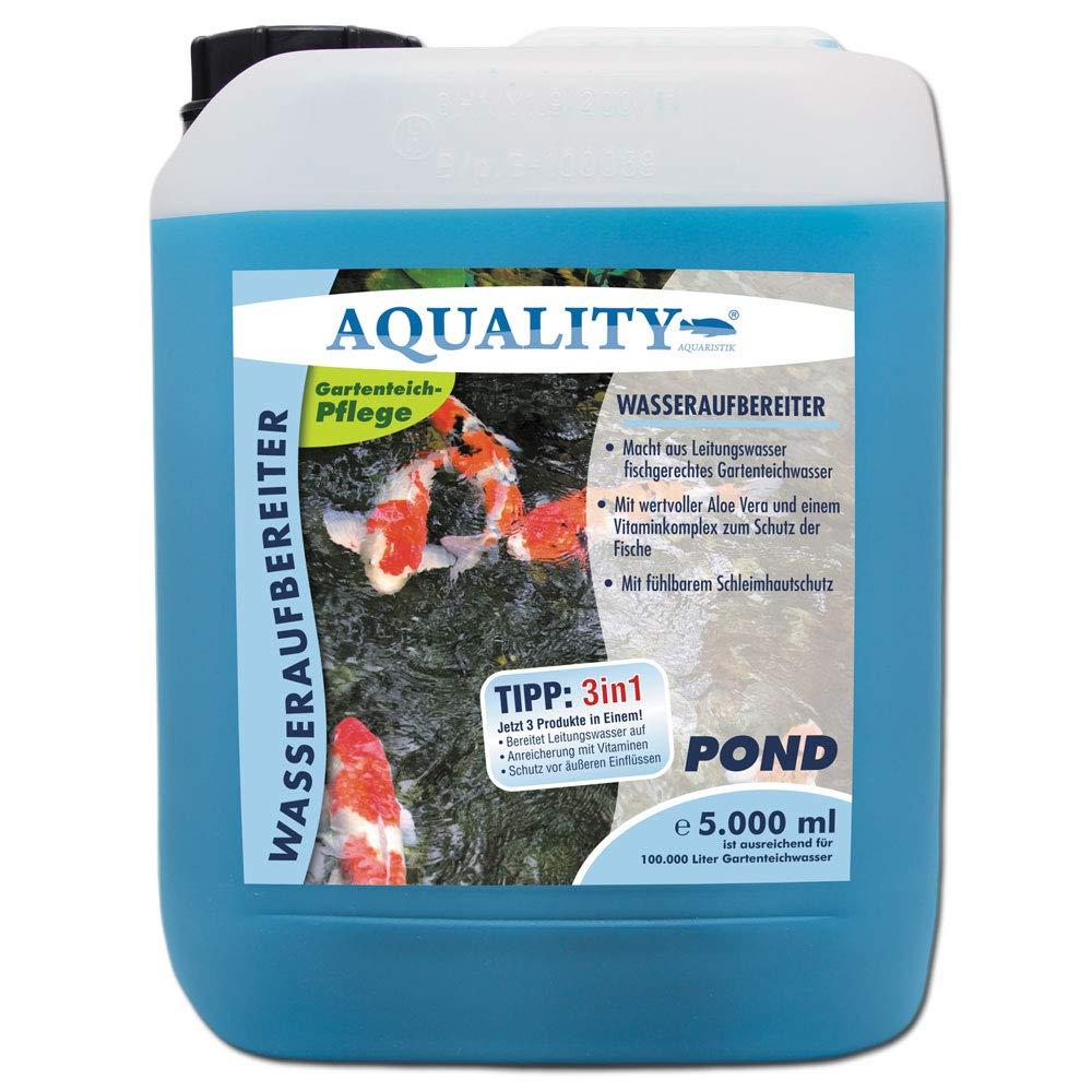 aquality de purificador de Agua Pond 5000 ML: Amazon.es: Jardín