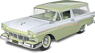 Revell Monogram - Coche en Miniatura, Ford del Rio Ranch Wagon de 1957, Escala 1:25