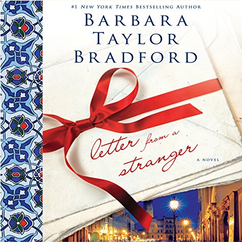 Letter from a Stranger audiobook cover art