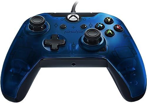 Manette filaire pour Xbox One/S/X/PC - bleu