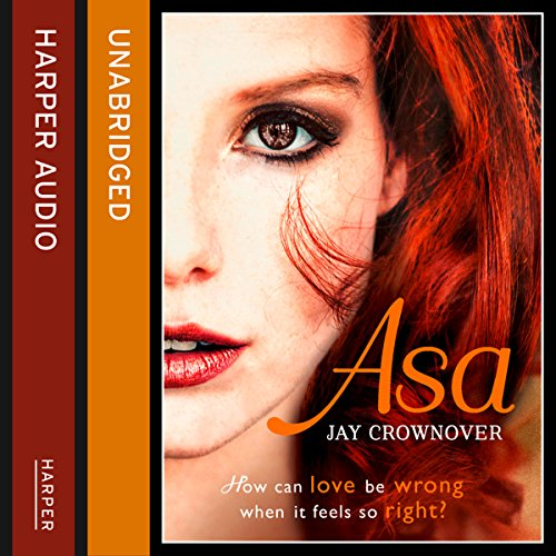 Asa audiobook cover art