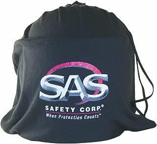 SAS Safety 5145-20 Faceshield Storage Bag, 16x16-Inch