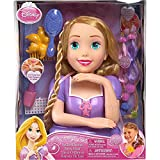 Just Play Disney Princess Deluxe Rapunzel Styling Kopf Puppe -