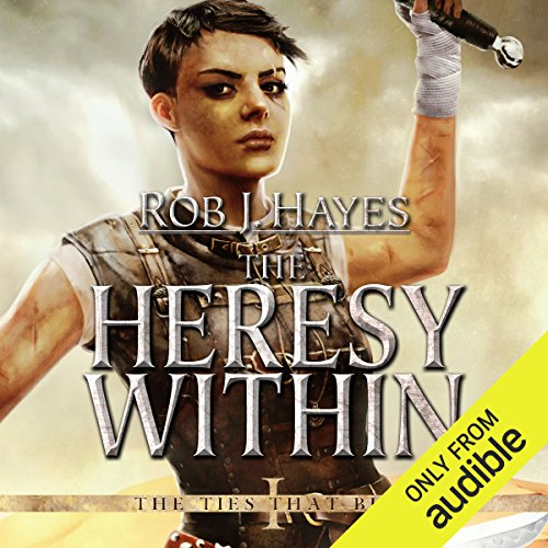 Couverture de The Heresy Within
