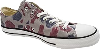 Mens CT OX Phaeton Gray Skateboarding Shoe 136831C