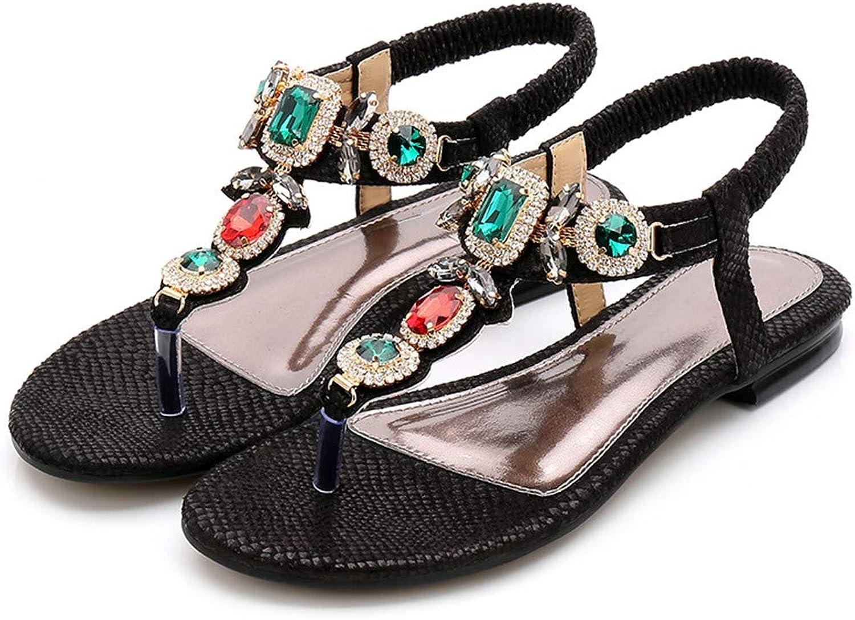Ladies Sandals Retro Bohemian Sandals Casual shoes Women
