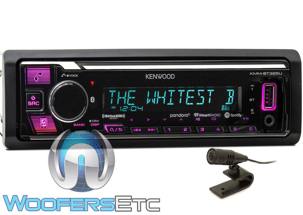Kenwood KMMBT325 Receiver Bluetooth KMM BT325U