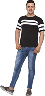 "Super weston Half Sleeves T-Shirt for Men,100% Cotton t-Shirts, Colour and Size Choose According 3 Colour avilable M=38"",L=40"",XL=42"" Regular Price for Summers"