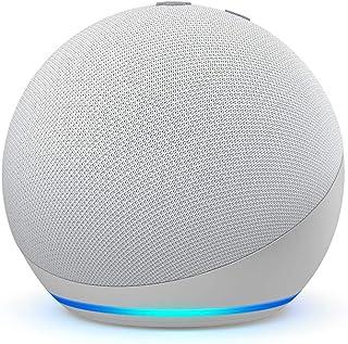 Nuevo Echo Dot (4.ª generación) | Altavoz inteligente con Alexa | Blanco