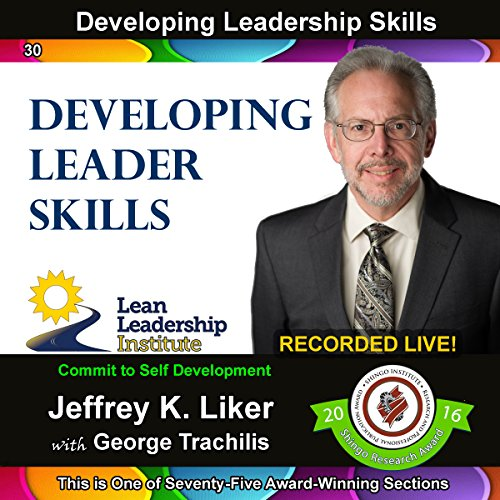 Developing Leadership Skills 30: Developing Leader Skills audiobook cover art