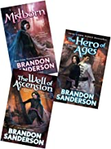 Mistborn Trilogy Boxed Set (Mistborn, The Hero of Ages, & The Well of Ascension) by Brandon Sanderson (2009-11-03)