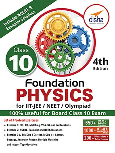 Foundation Physics for IIT-JEE/ NEE…