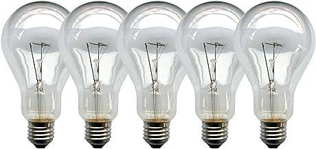 5 x gloeilamp 200 W helder E27 gloeilampen gloeilampen gloeilampen gloeilamp 200 Watt lamp