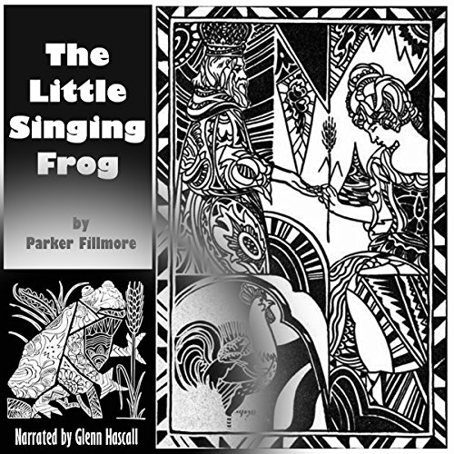 The Little Singing Frog cover art