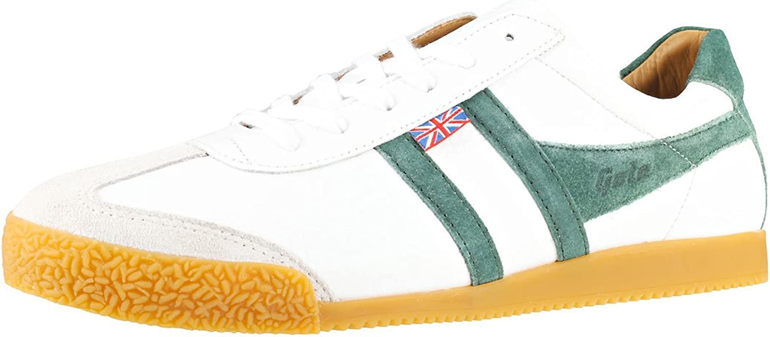 Gola Harrier 317 Made in England Mens Trainers