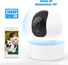 baby monitor camera with android app