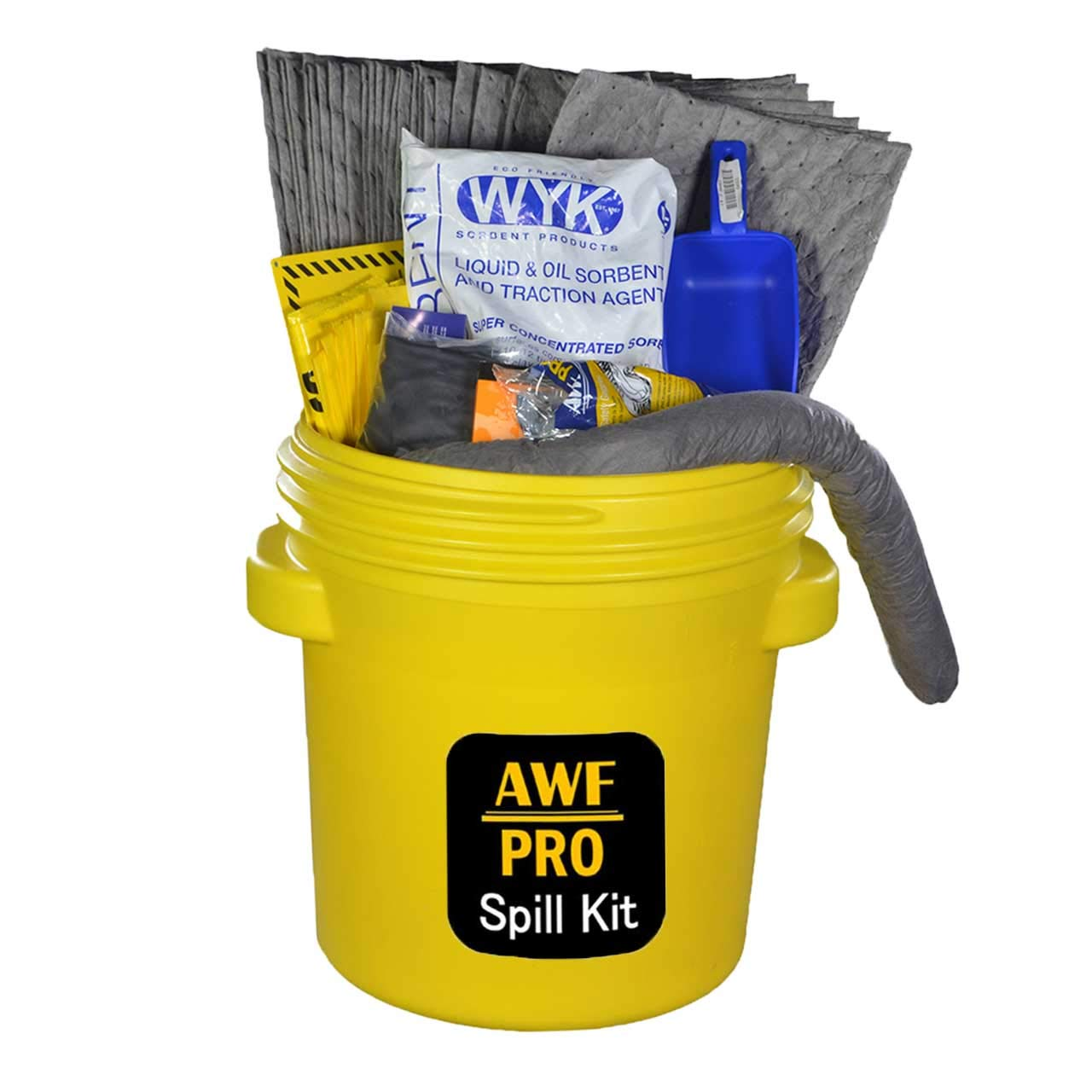 20 Gallon Eco Max 73% OFF Friendly Sorbent Universal Spill Grade Kit Pro Outlet sale feature 4