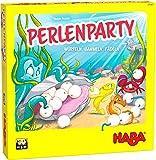 HABA 305867 - Perlenparty, Spiel ab 3 Jahren