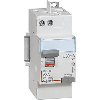 schneider electric 16162 30 ma interrupteur diff/érentiel schneider clic xe type ac embr 63 amp/ères