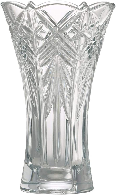 Galway Crystal Symphony 10  Vase