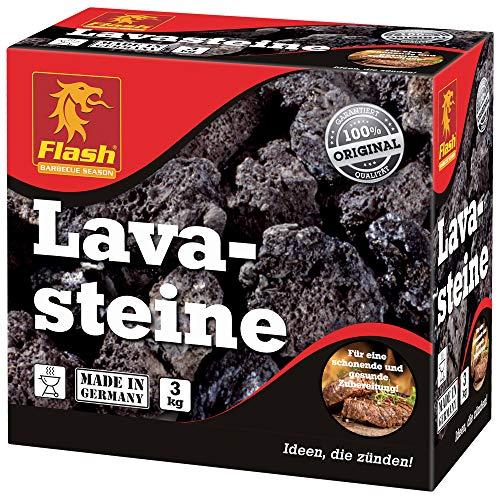 Flash - Lavasteine 3Kg