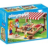 PLAYMOBIL 6121 Vegetable stand by PLAYMOBIL