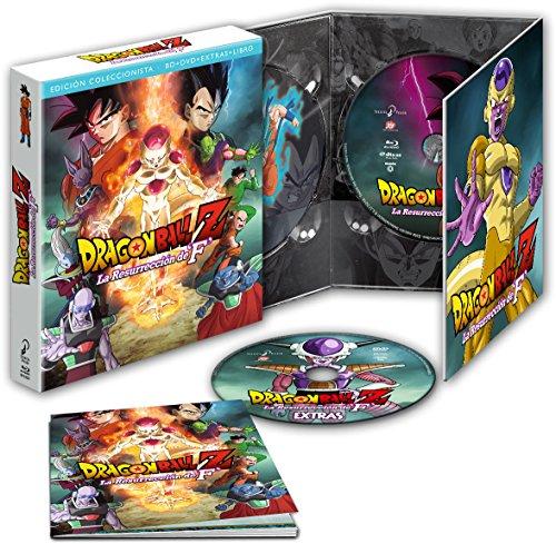 Dragon Ball Z La Resurrección De