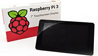 Raspberry Pi Official 7 Inch Touch Screen for Raspberry Pi 3 Model B and Pi 2