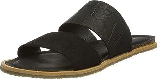 Vero Moda Vmmeva Leather Sandal, Sandalia Mujer