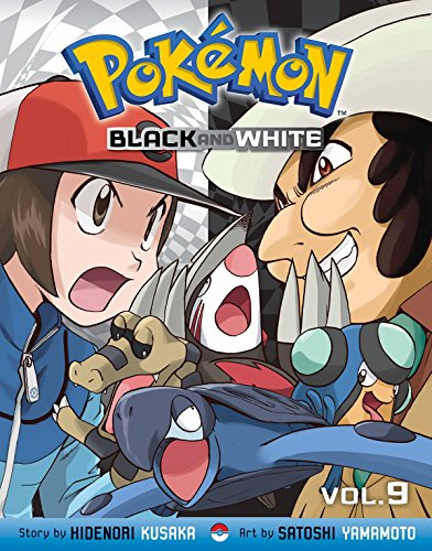 POKEMON BLACK & WHITE GN VOL 09 (C: 1-0-1)