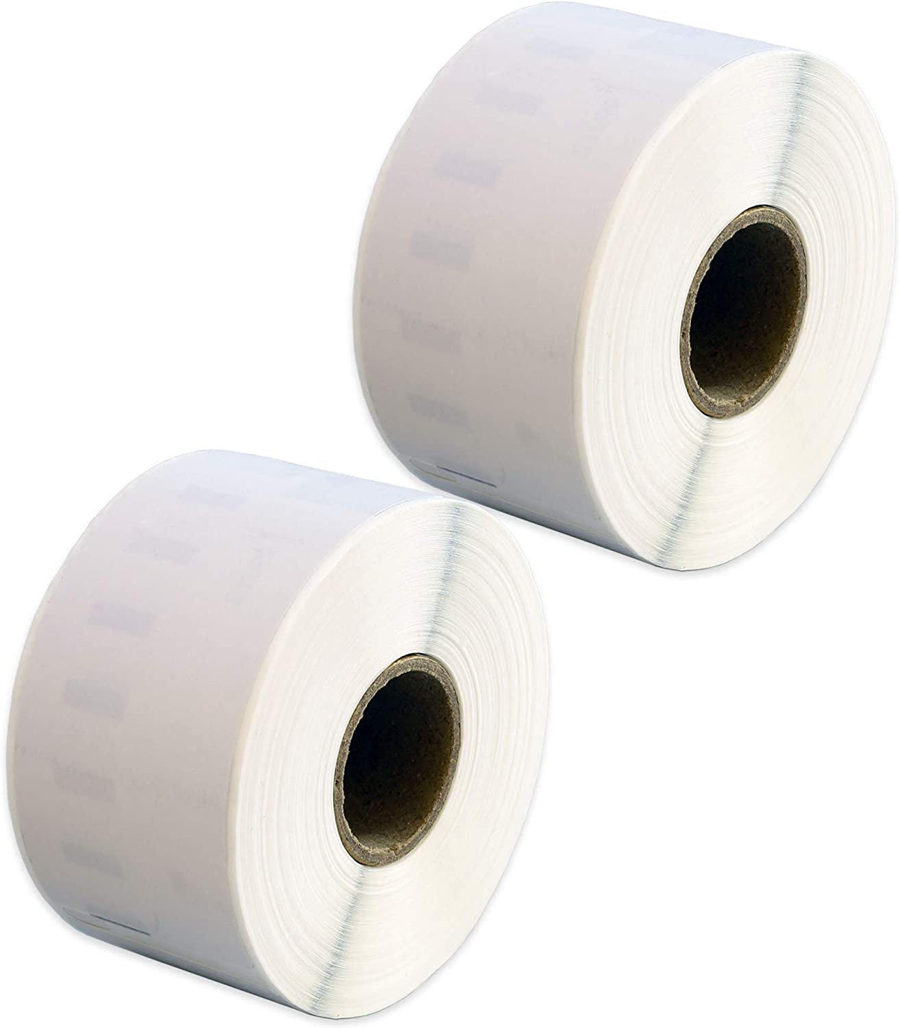2x Compatible 99012 Twin 89x36mm 4x260 Labels 99012 for Dymo LabelWriter SE450