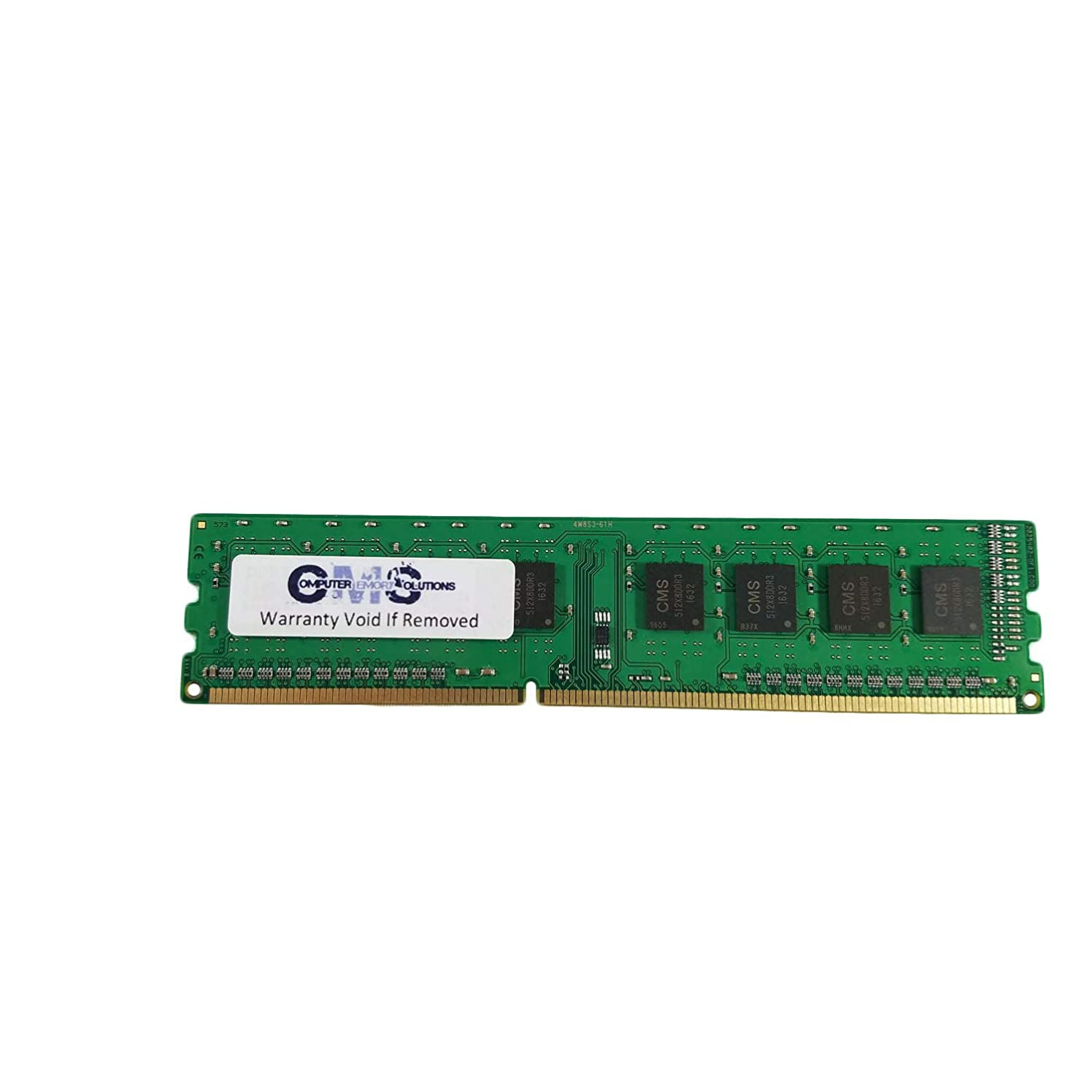 4Gb (1X4Gb) Memory Ram Compatible With Dell Optiplex 390 Ddr3 Dimm By CMS A70