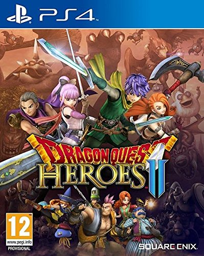 Dragon Quest Heroes 2 PlayStation 4 - Edizione UK MULITLINGUA ITALIANO INCLUSO