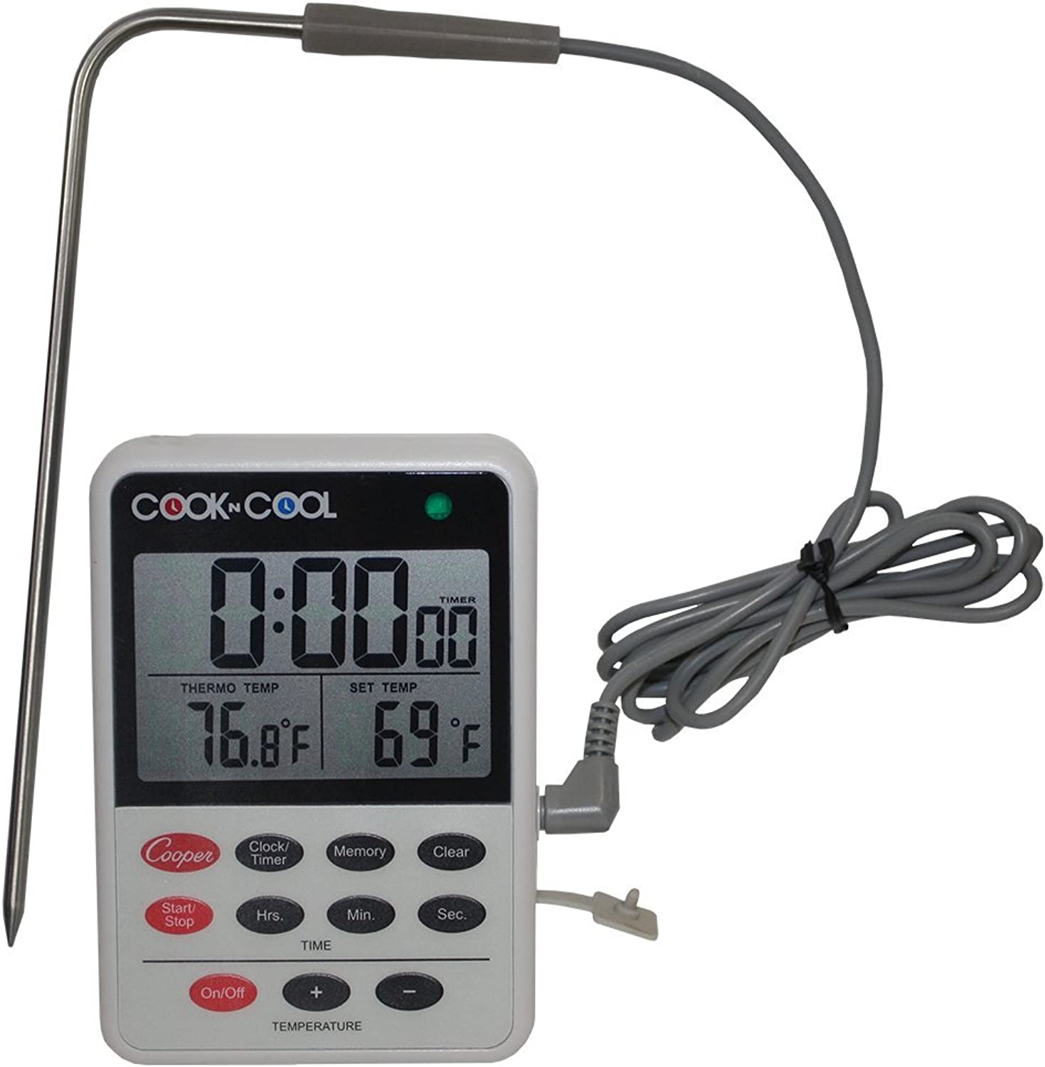 Cooper-Atkins DTT361-01 Cool Monitor) Temperature Cooling