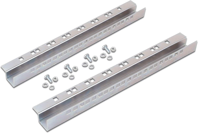 Assmann DN-19 MA-WM-09U Mounting Angles for Digitus Cabinets 48.3 cm / 19 Inch