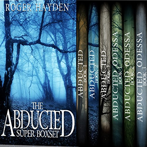 The Abducted Super Boxset audiobook cover art