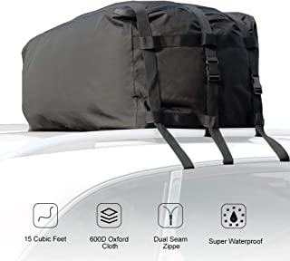 Rooftop Waterproof Soft Shell Carriers Capacity