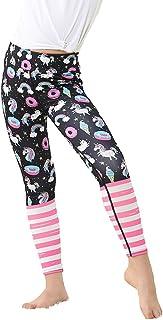 Yying Niñas Leggings Baby Niñas Leginsy Pantalones Niños Pantalones para Niñas Niños Legging Elasticidad Impresión Suave T...